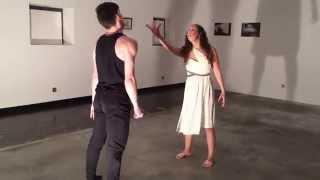 'habits' _ Contemporary Duet By Henrique & Jessica