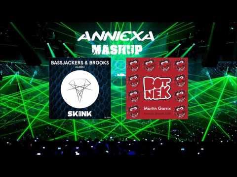 Bassjackers & Brooks - Alamo vs Martin...