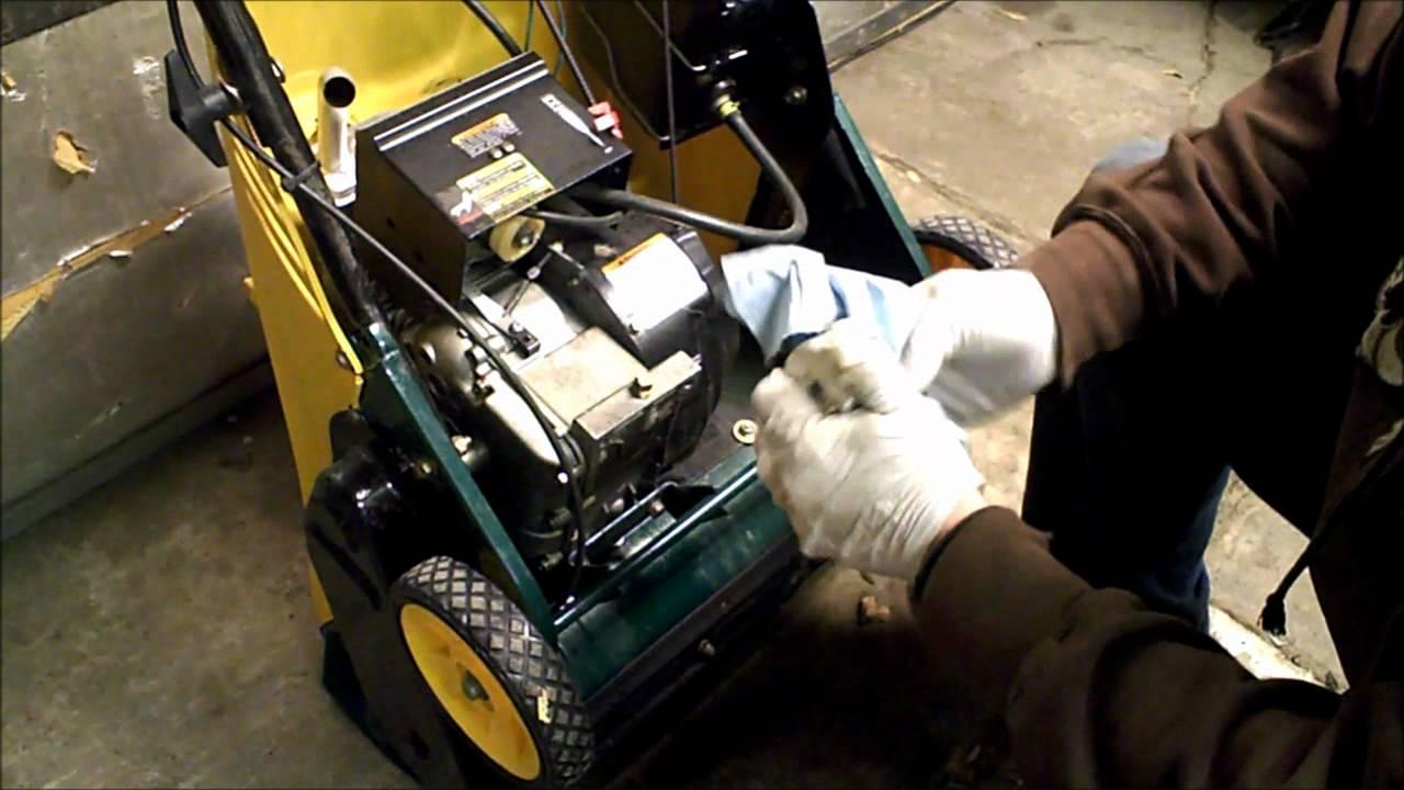 Tecumseh Snow King OH358SA engine carburetor carb