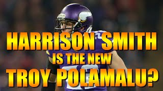 The Film Room Ep 16: Harrison Smith is the New Troy Polamalu