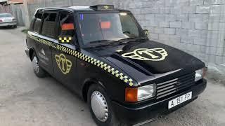 Обзор на Metrocab 1998 год 2.5 дизель автомобиль из программы Такси (Taxi)