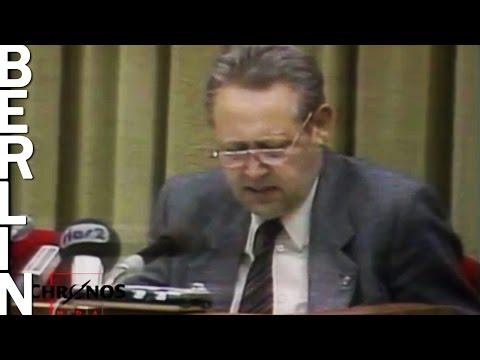 Die Geschichte der DDR von 1949 bis 1990