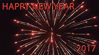 Welcome 2017 - Happy New Year
