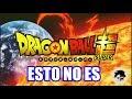 Esto no es Dragon Ball Super Opening 1 español latino