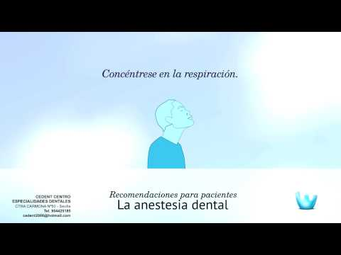 LA ANESTESIA DENTAL Travel Video