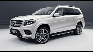 Mercedes-Benz GLS Grand Edition Takes Luxury One Step Further - Car News