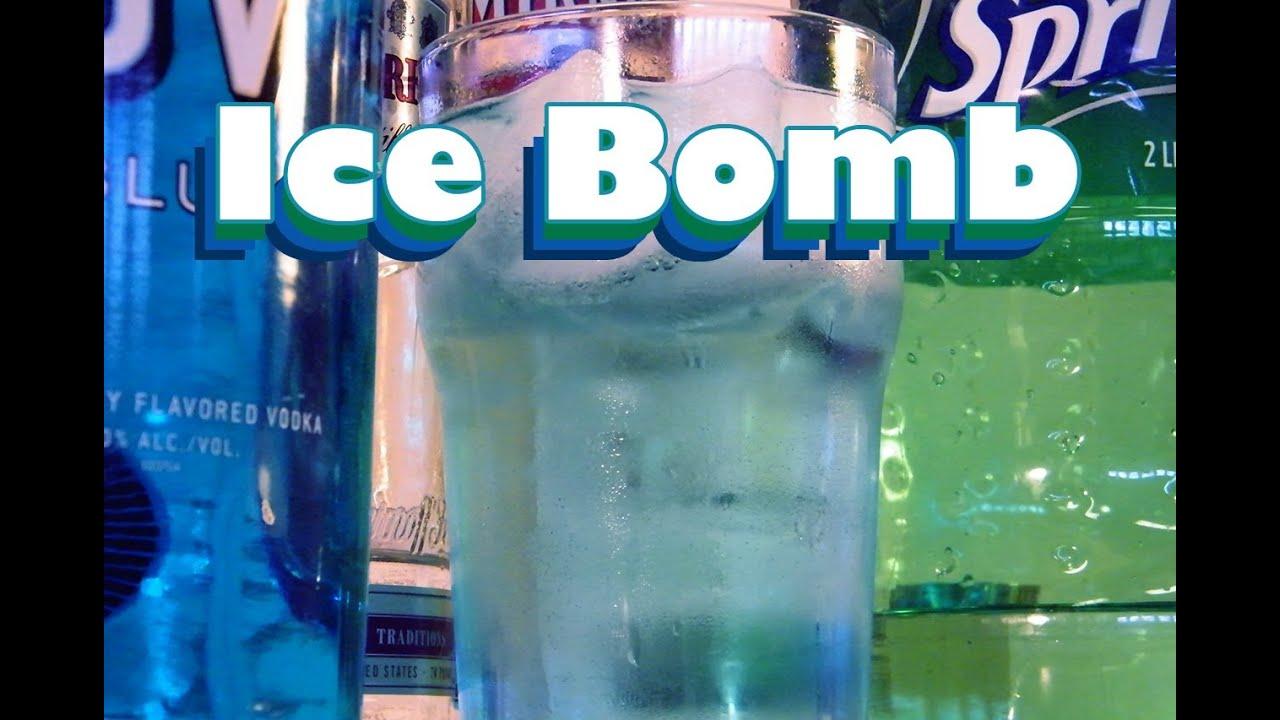 Ice bomb drink recipe vodka mixed drinks thefndc youtube sisterspd