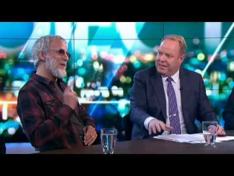 Legend Yusuf / Cat Stevens sits down with...