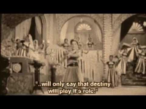 aankhon se jo bhi aansoo bahega..film sagai 1951