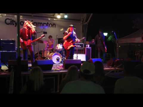 Drivin' N Cryin' (Full Show) Live at The Downtown Hampton Block Party 2016