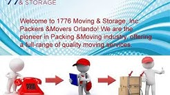 Long Distance Movers Orlando - 1776 Moving & Storage, Inc.