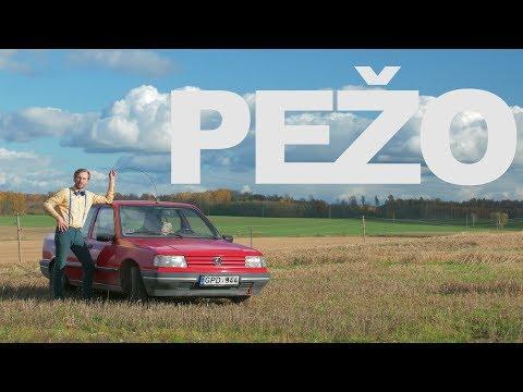 Sapņu auto Peugeot - Pirmais Kurss