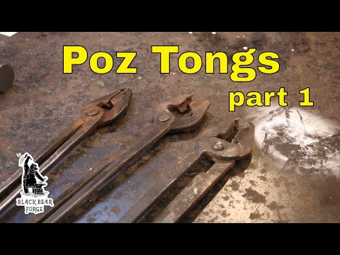 Poz tongs - part one