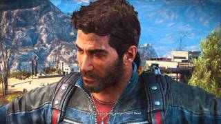 Just Cause 3 | Powered by GeForce GTX syber vapor titan 4k gameplay
