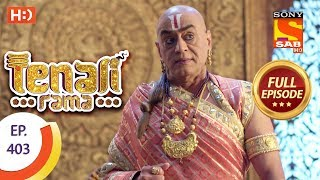 Tenali Rama - Ep 403 - Full Episode - 17th January, 2019