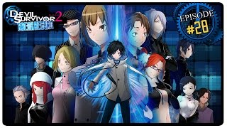 Devil Survivor 2 Record Breaker Ep 28: Back to Tokyo -Joe