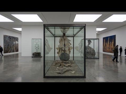 Anselm Kiefer - Walhalla ex - White Cube Gallery - London - January 2017