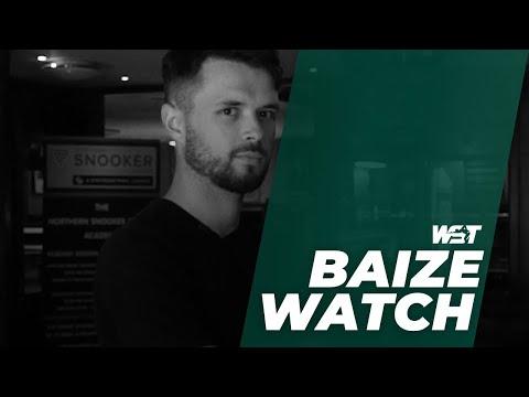 Baize Watch | Episode 19 | Kyren WILSON, Mark SELBY, Oliver LINES & Comedian RICHARD HERRING