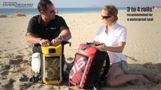 OverBoard 20 Litre Waterproof Backpacks - New at ProSwimwear!