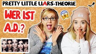 Pretty Little Liars: Spoiler und Theorien zu PLL 7b / Wer ist AD Theory