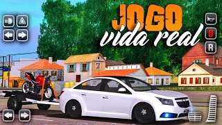vuclip NOVO JOGO DE CARROS REBAIXADOS PARA CELULAR COM SISTEMA DE TRABALHO - CAR DRIVING BRASIL