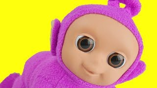 Learn Colors with Teletubbies Toys