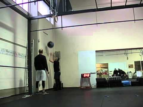 Alessandro Isabella Open workout 13.3