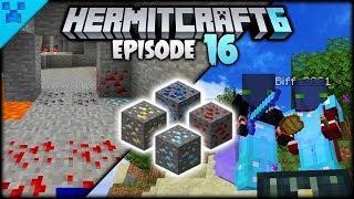A CRAZY Minecraft ABBA Caving Match! | Hermitcraft 6 (Minecraft Survival Let