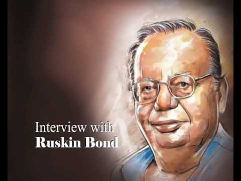 Ruskin Bond | Interview | Author | English
