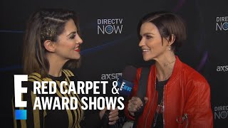 "Ruby Rose's Girlfriend Is Her ""Moral Compass"" 