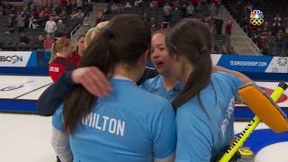 Olympic Curling Trials | Team Roth Qualifies For The Olympic Winter Games PyeongChang 2018