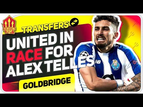 United Target Telles! Sancho Deal This Weekend? Man Utd Transfer News