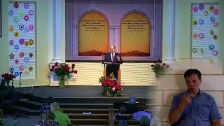 Проповедь 'Иеремия   вестник последнего времени' Ничик В. И.  [16-06-2018]+сурдоперевод