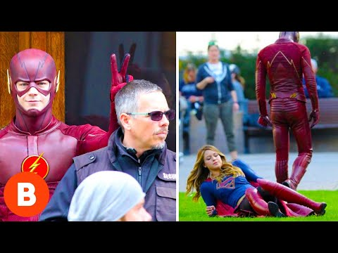 25 Things The Flash Got Wrong