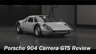 1964 Porsche 904 Carrera GTS Review (Forza Motorsport 7)