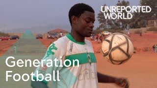 Download Young footballers dreams dashed by fraudsters in Cameroon | Unreported World Mp3 and Videos