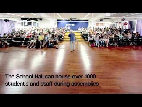 Island School Video Tour (Hall and Hallways)