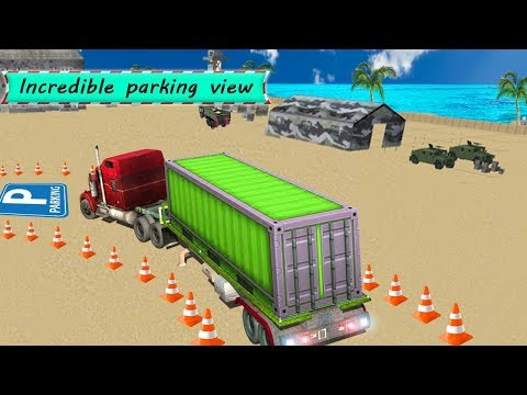 Truck Parking Simulator Free - Best Android Gameplay HD