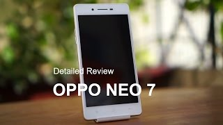 Oppo Neo 7 - Detailed Review