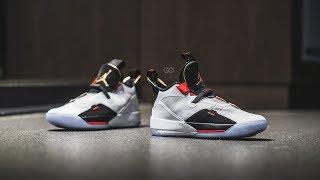 """Air Jordan 33 """"Future of Flight"""": Review & On-Feet"""