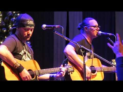 Candlebox - Far Behind (acoustic) 2015