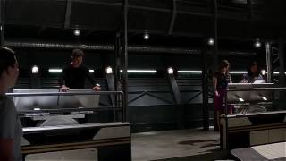 The Flash 3x03 Part 6 Wally is jealous of Jessie