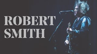 ROBERT SMITH | Meltdown | Interview