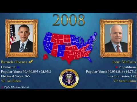 Download Youtube: U.S. Presidential Elections 1789-2012
