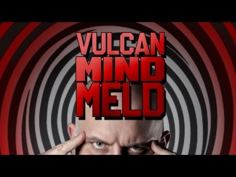 Video Evidence Vulcan Mind Meld Possible....BOOM Science!!!