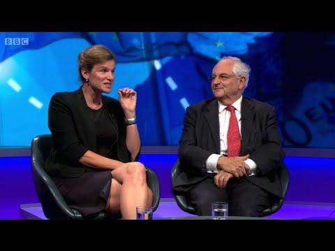 Eurozone debate on BBC Newsnight - 3 Sep 2014