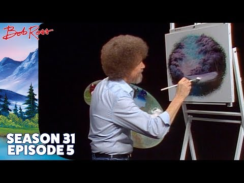 Bob Ross - Cabin in the Hollow (Season 31 Episode 5)