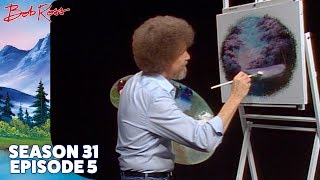 Bob Ross: The Joy of Painting - Cabin in the Hollow (Season 31 Episode 05)