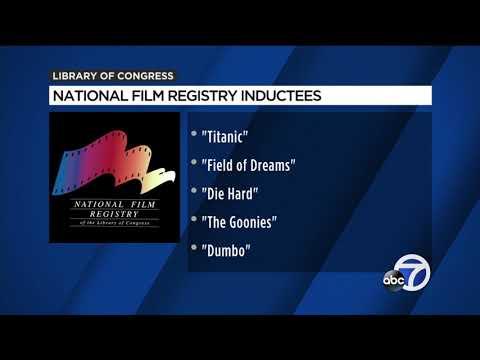 'Titanic,' Disney's 'Dumbo' added to prestigious National Film Registry