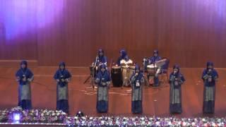 NAIB JOHAN Festival Nasyid Kebangsaan 2013 | Melaka (Wardatuddiniah)
